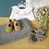 Thumbnail: Couverture Love, Souris douce, détails bleu et curry