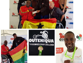 GOLD AT OUTENIQUA 2019