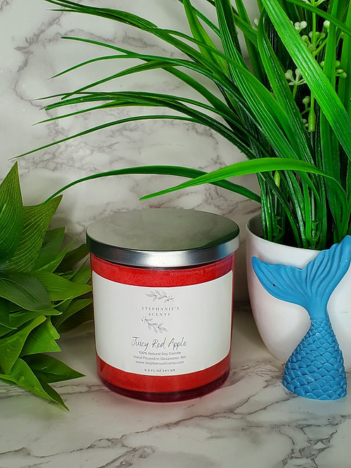 Juicy Red Apple Soy Candle