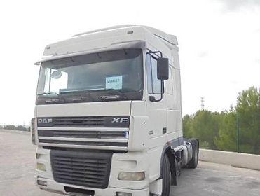 Стекло грузовик DAF XF 95, DAF  105, DAFT0005, установка стекла DAF, стекло ДАФ