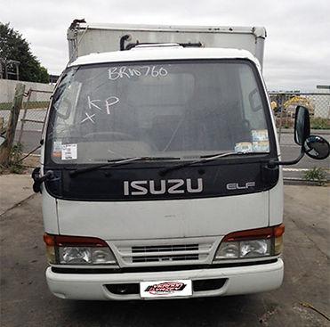 Стекло ISUZU ELF Cabover NKR 66Е Standart RHD 1,5 т-н 2D Truck (92-),  Baw Fenix 33462, ISZT0002, стекло ISUZU, установка стекла ISUZU, стекло Исузу