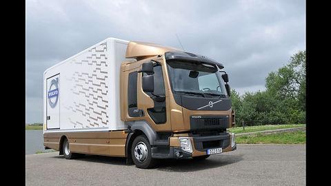 Стекло VOLVO FL (07-) , RENT0079, стекло на грузовик Volvo, стекло Вольво, установка стекла Volvo