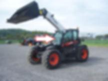 Стекло лобовое Телескопический погрузчик Bobcat TL360, Bobcat TL470