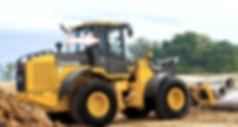 Стекло кузовное заднее правое на фронтальный погрузчик John Deere 444K,524K,544K, 624K,644K, 724K,744K, 824K, 844K