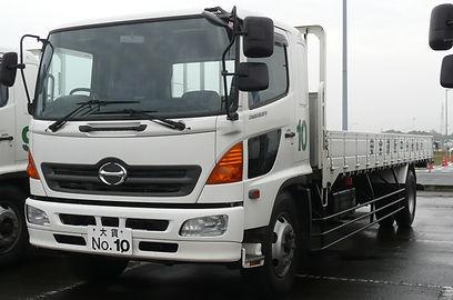 стекло Hino 500 7-тн 2D Truck (11-), Ranger FD1, Y77 Wide RHD 2D Truck (01-), HINT0004, стекло Hino