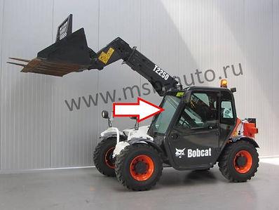 Стекло лобовое Телескопический погрузчик Bobcat T2250