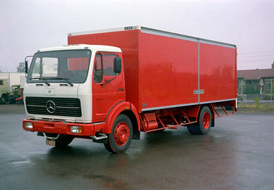 Стекло Mercedes 381 (широкая кабина),Tiema, MERT0103, стекло Mercedes, стекло грузовик Мерседес, установка стекла Mercedes