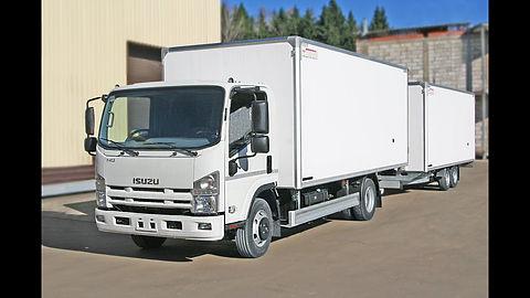 Стекло ISUZU NQR 90 (13-), NPR 75 LK 5-тн 2D Truck (06-),  Nissan Atlas H43 2D Truck (07-) , ISZT0005, стекло ISUZU, установка стекла ISUZU, стекло Исузу