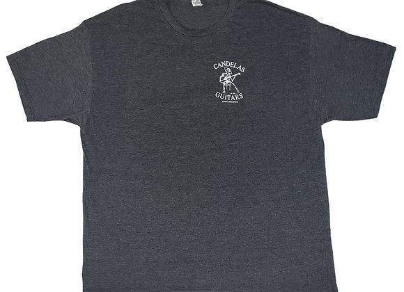 Candelas Heather Grey T-Shirt