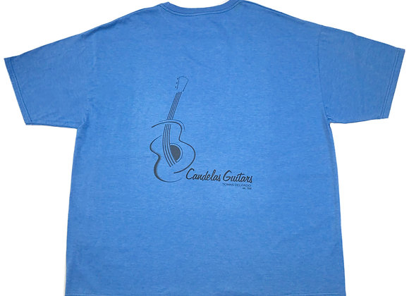 Candelas Blue T-Shirt