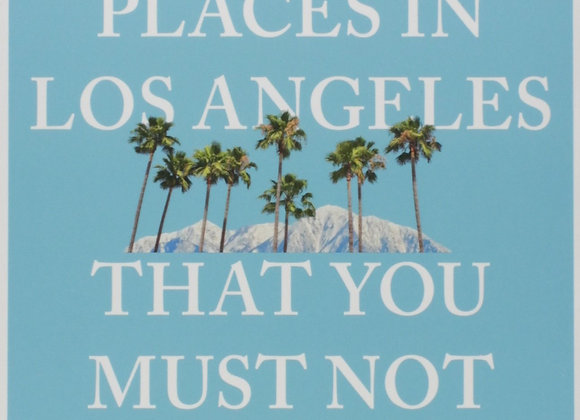 111 Places in LA Book
