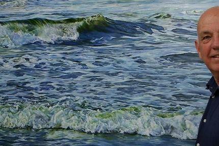 Peter Goodhall - Artist