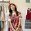 Thumbnail: #25457jessica rd/wh floral op