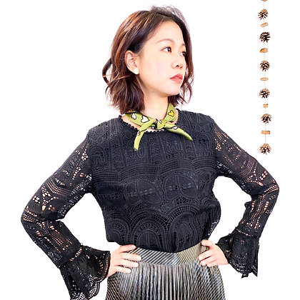 #40315 my style bk lace top