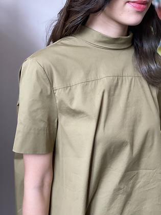 #25223 cos olive top