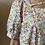 Thumbnail: #25772 colourful floral top