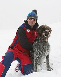 Alpenüberquerung im Schnee