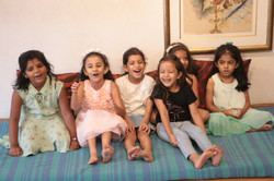 Kinaya's 6th Birthday Party was hosted h