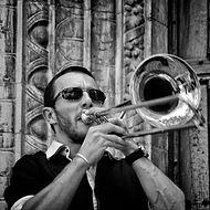 omega, fanfare omega, fanfare, klezmer, johan blanc, trombone