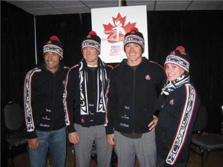 2010 Canada Cross Country Ski team