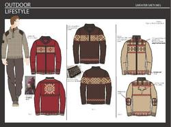 Columbia Chunky Sweater