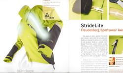 StrideLite/Cyclite Design Award