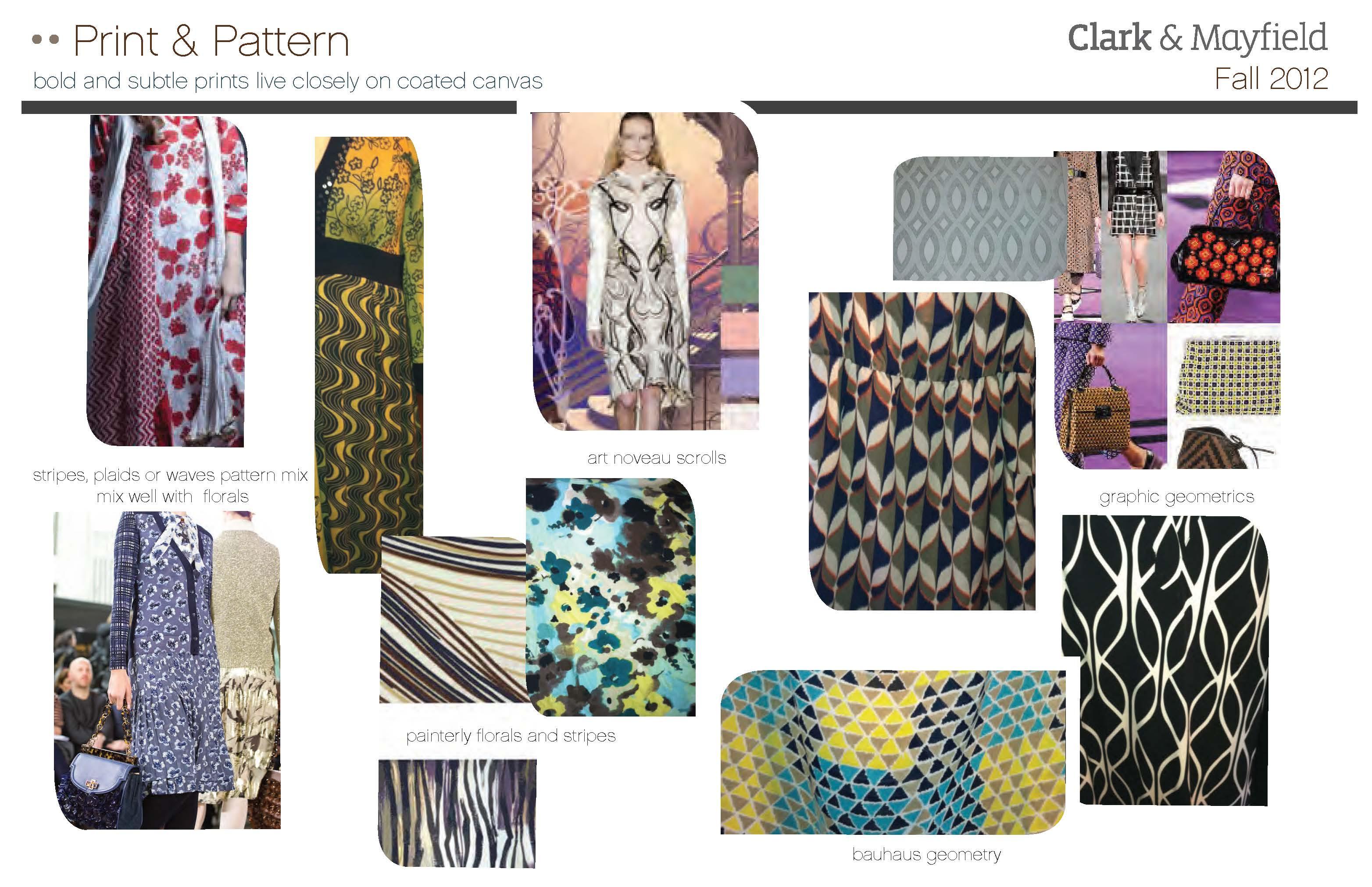 C&M print pattern
