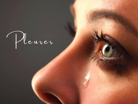 La force des larmes