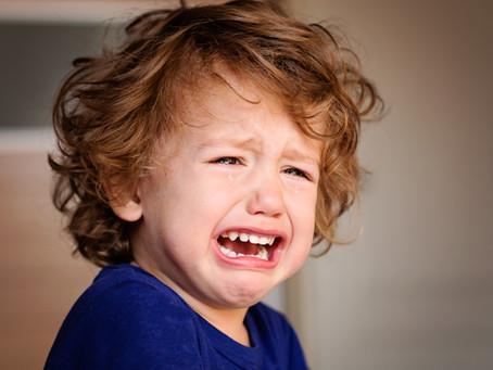 La frustration et l'enfant