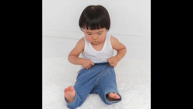 L'habillement de nos enfants
