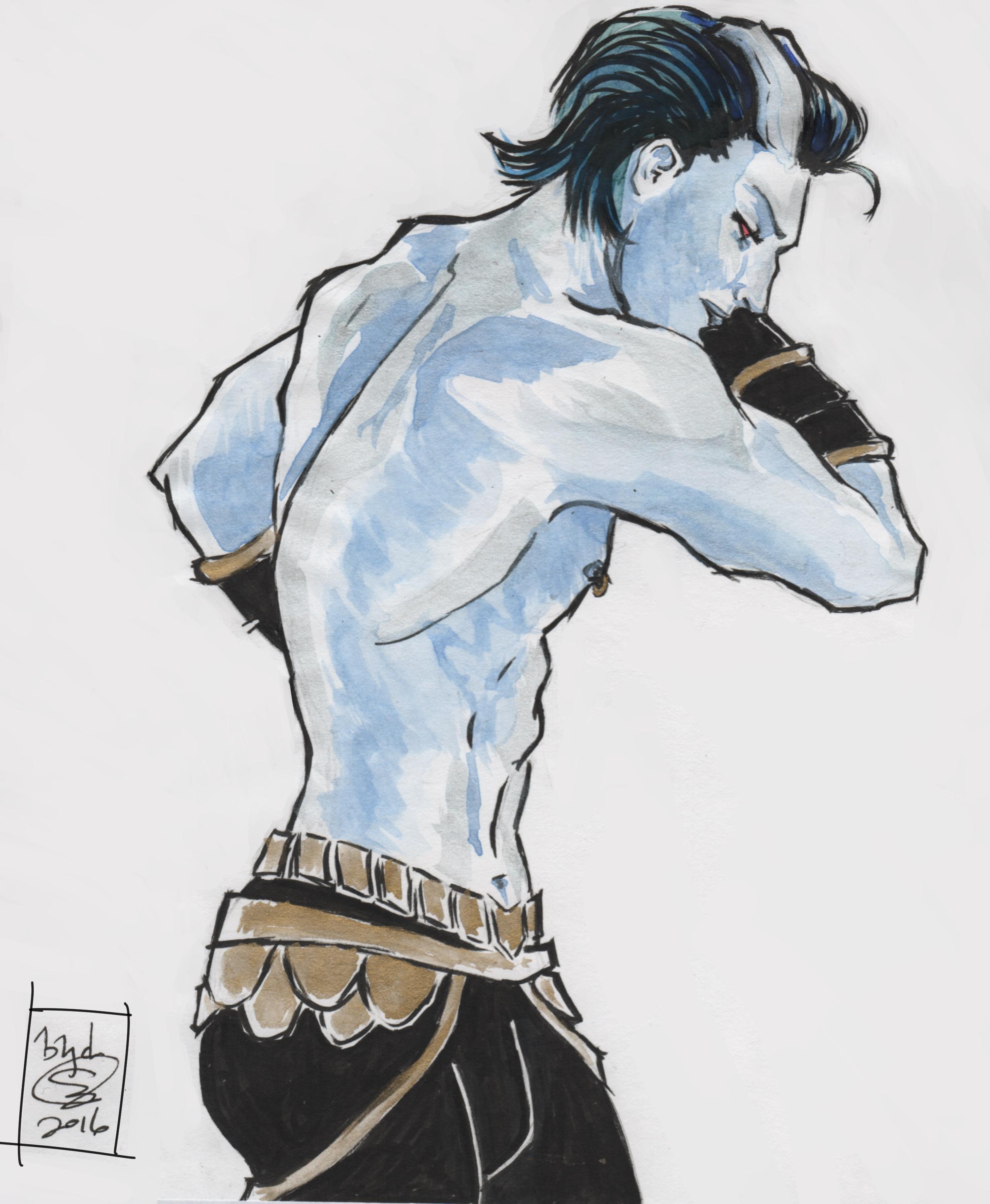 Avengers Academy Frost Giant Loki