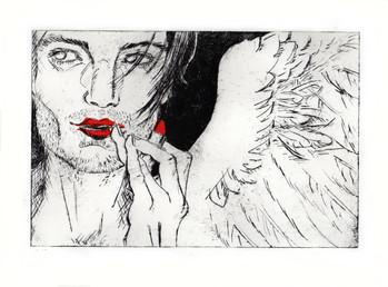 Lipstick Angel