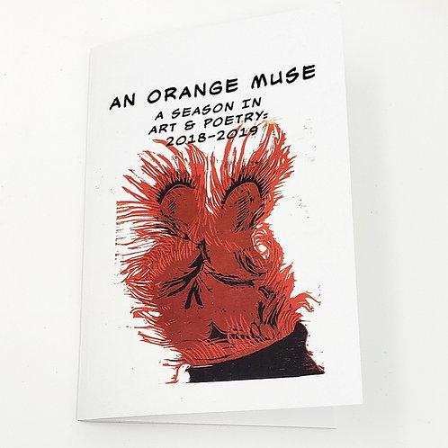 An Orange Muse art zine