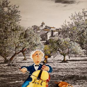 A. Donnat - (France) - Le violoncelle