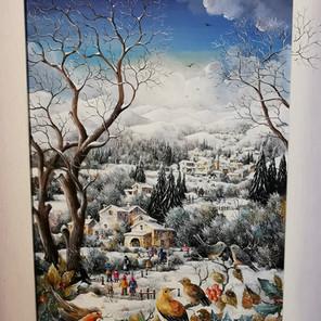 S. Marcel - (France) - Plumage d'hiver