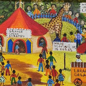 R. Becker Do Valle - (Brésil) - O circo
