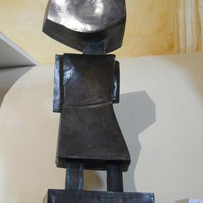 Bertrand L. - (France) - Le témoin - Bronze