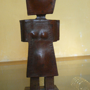 Bertrand L. - (France) - Lucy - Bronze
