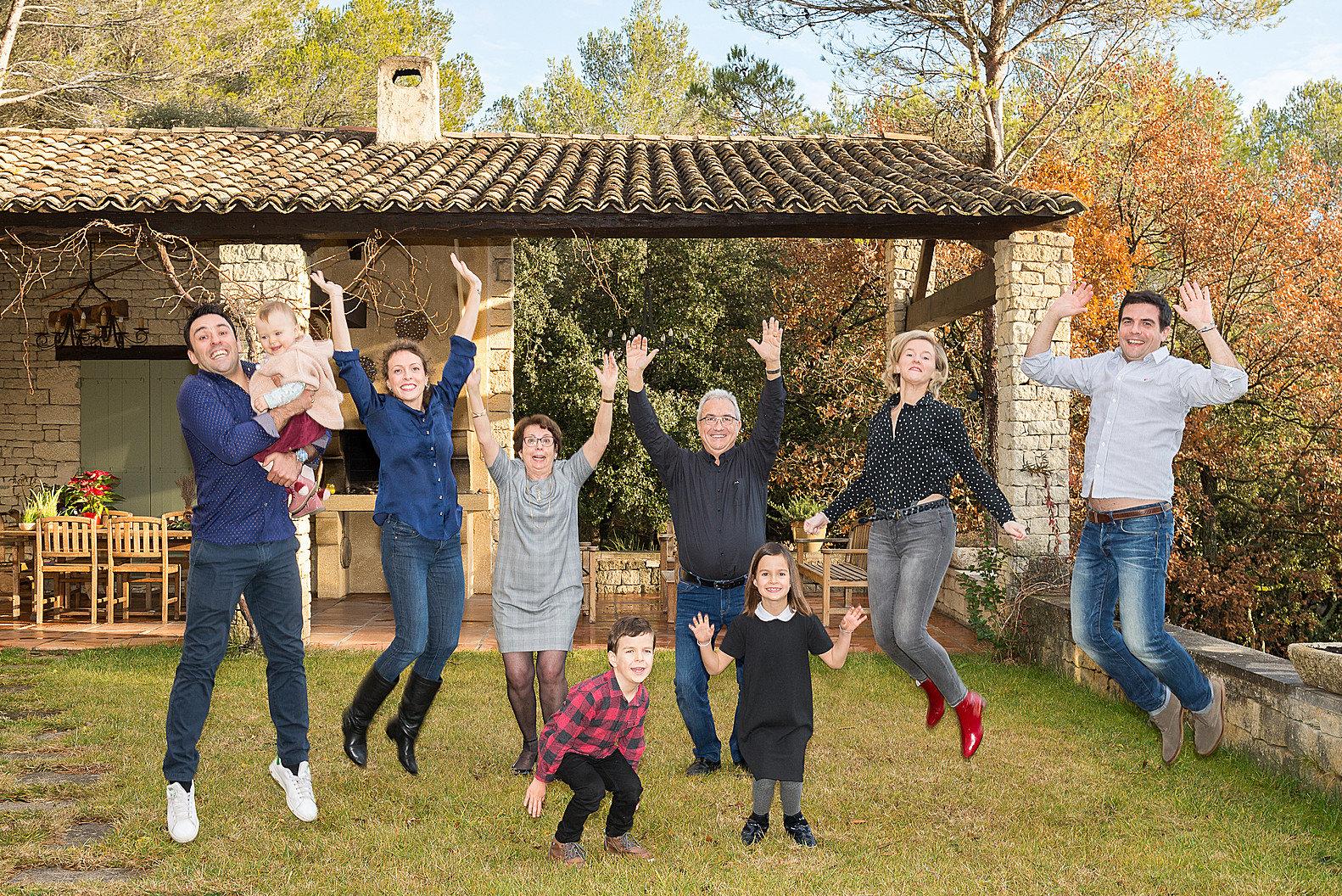 Photo Shoot Famille • Formule 1