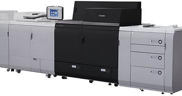 Equipos de Producción para Imprenta e Industria Gráfica