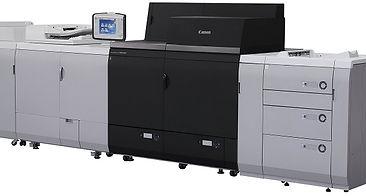 Impresora de producción gráfica