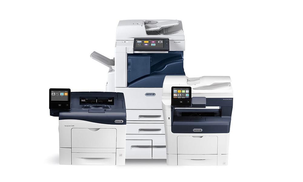 Impresoras y fotocopiadoras Xerox