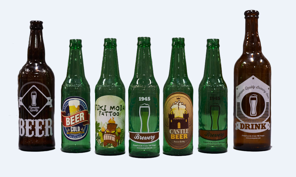 Impresiones de etiquetas para cervezas artesanales