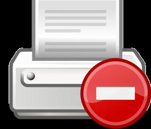 Impresora Laser: 5 problemas comunes y sus soluciones