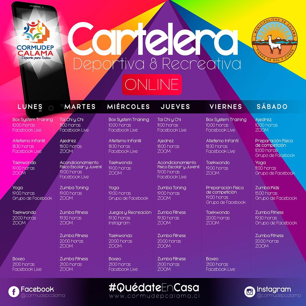 CARTELERA ONLINE