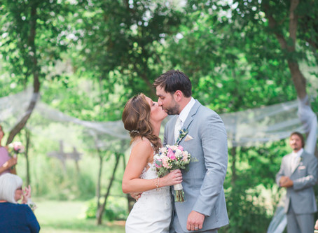 The Herb Garden Wedding - Stephanie & Matt