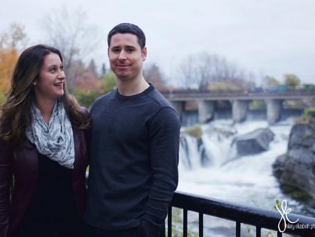 Julie & Kevin - Engagement