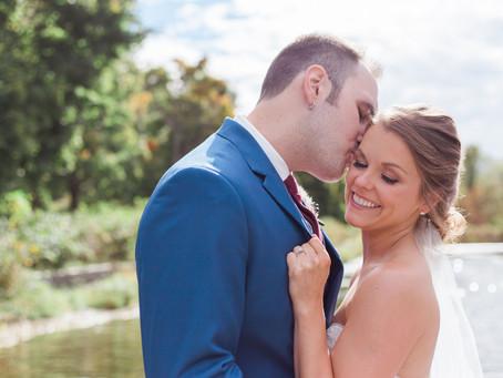 The Grand Hotel Wedding - Jen & Andrew