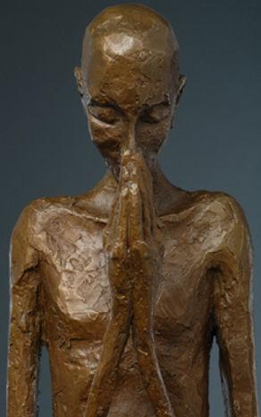 natasha juelicher, bronze sculpture