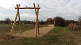 Arbor'ethique - meuble bois massif bio -Aire de jeux en bois - Rennes - Bretagne